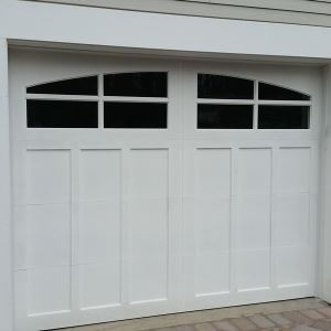 Gut gemocht Cape Series PVC Garage Doors with Classic Look – Everite Door - Sweets LC19