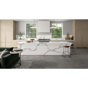 Organic White 4600 Classico Collection Quartz Surfaces