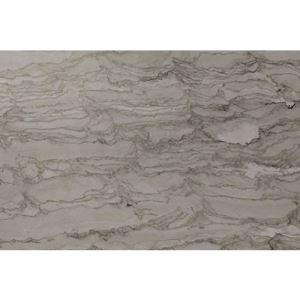 London Grey Polished 3cm Quartzite Terrazzo Marble