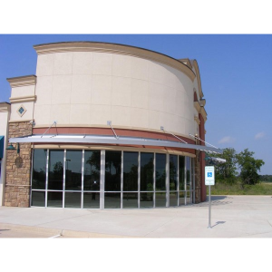 Louver Sunshades - Commercial Metal Products - Victory ...