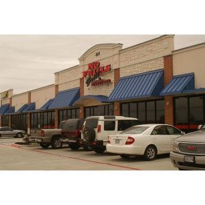 Commercial Standing Seam - Victory Awning - Sweets