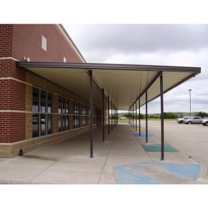 Walkway Covers - Commercial Metal Products – Victory Awning