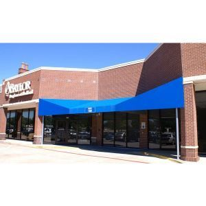 Commercial Entry Canopies - Victory Awning - Sweets