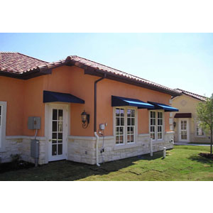 Entry & Window Awnings - Residential Canvas / Fabric ...