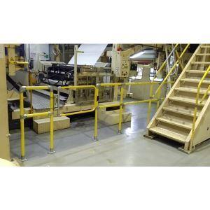 Kee Klamp® Galvanized Steel Railing Components - Kee ...