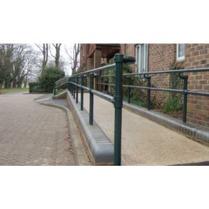 Kee® Access ADA Safety Railing System - Kee Safety - Sweets