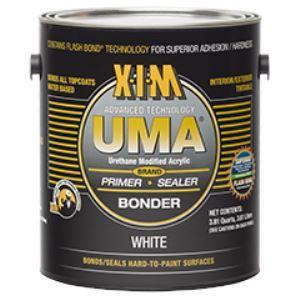 Rust Oleum Corporation Advanced Technology Uma Brand White Primer Sealer Bonder
