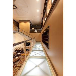 Ibp Glasswalk Structural Glass Floor System Gba Architectural