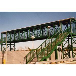 Continental® Pedestrian Truss Bridge – Contech Engineered