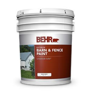 BEHR® Barn & Fence Paint No. 35 - Behr Process Corporation ...