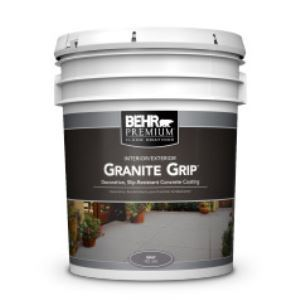 Behr Process Corporation Premium Granite Grip Decorative Floor Coating No 650