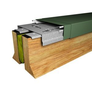 Perma Tite Expansion Joint Roof To Roof Version Metal