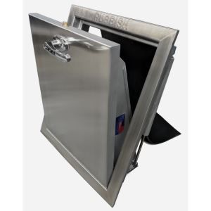 All City Metal Inc. - Trash Chute Doors  sc 1 st  Sweets Construction & Trash Chute Doors \u2013 All City Metal Inc. - Sweets