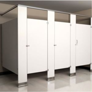 Flushart Stainless Steel Toilet Partitions Flush Metal Partitions - Stainless steel bathroom partitions