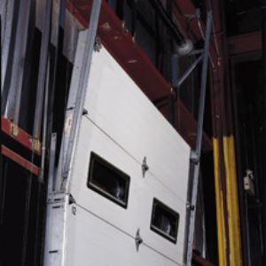 Aspen™ AP138C Commercial Insulated Steel Garage Door