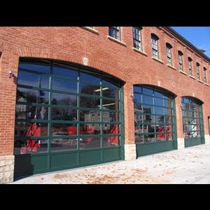 Alumaview Av200 Commercial Sectional Rail Amp Stile Door