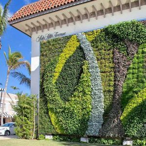 Pro Wall 174 Exterior Living Green Wall Gsky Plant Systems