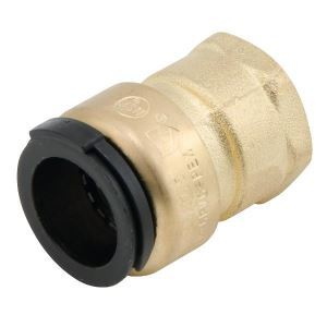 Lf4710 Quick Connect Female Connectors Brass Watts Sweets