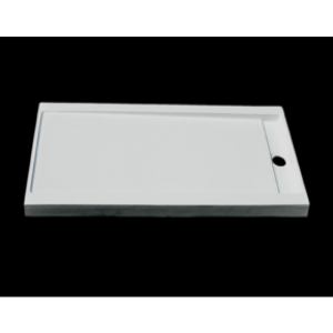 Cultured Marble Shower Bases   34u201d X 60u201d Reversible Trench Drain Shower Pan  U2013 Shower Walls   Sweets