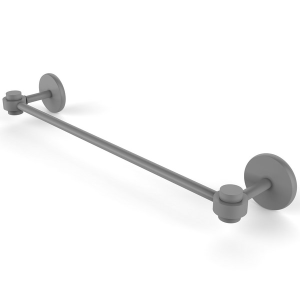 Satellite Orbit One Collection Towel Bar Matte Gray Allied Brass Sweets