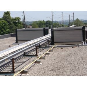 Sound Barrier Walls Acoustic Barriers Sound Fence Panels