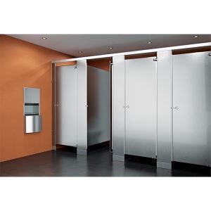 Ultimate Privacy Toilet Partitions ASI Global Partitions Sweets - Asi bathroom partitions