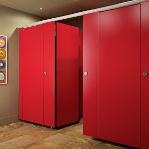 Alpaco Classic Collection Toilet Partitions ASI Global Partitions - Asi bathroom partitions