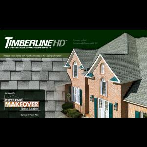 Gaf Timberline Hd Lifetime High Definition Asphalt Shingles