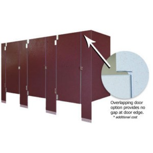 Solid Phenolic Core Toilet Partitions General Partitions Mfg Corp - Bathroom partitions seattle