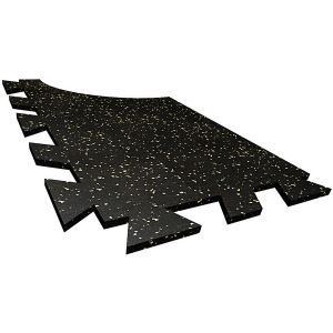 Action Reflex Tile Square Or Interlocking Resilient Rubber