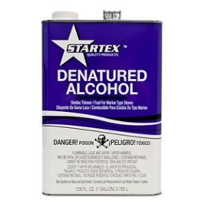Startex Denatured Alcohol – Sherwin-Williams Company - Sweets