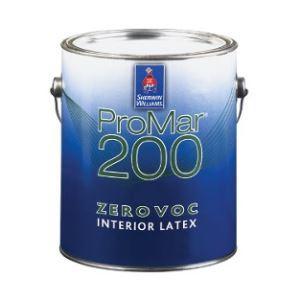 Promar 200 Zero Voc Interior Latex Sherwin Williams Company Sweets
