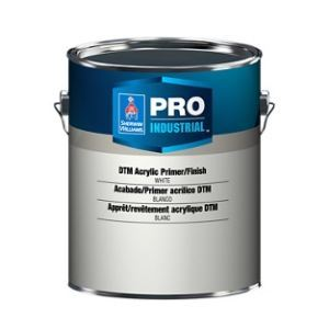 Pro Industrial DTM Acrylic Primer/Finish – Sherwin-Williams