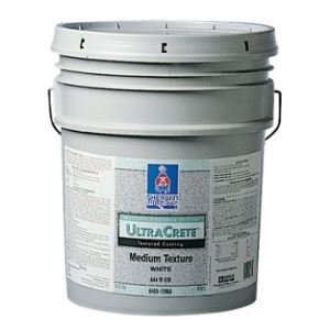Ultracrete texture coating the sherwin williams company - Sherwin williams exterior textured paint ...