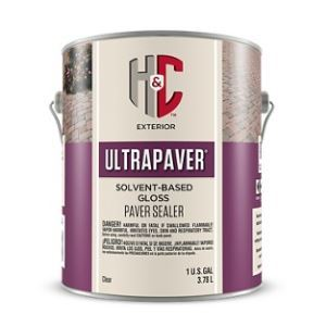 H C Ultrapaver Solvent Based Gloss