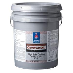 Conflex xl textured high build coating sherwin williams - Sherwin williams exterior textured paint ...