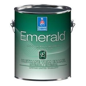 Emerald Urethane Trim Enamel The Sherwin Williams Company Sweets