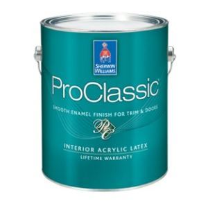 Ordinaire ProClassic Waterborne Interior Acrylic Enamel U2013 The Sherwin Williams  Company   Sweets