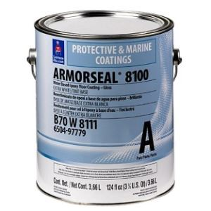 ARMORSEAL 8100 Epoxy Floor Coating – Sherwin-Williams