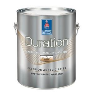 Duration Exterior Acrylic Latex – The Sherwin-Williams Company - Sweets