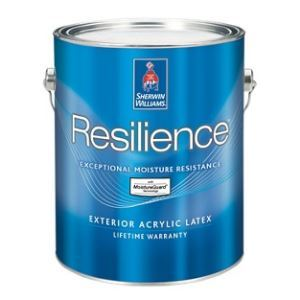 Resilience Exterior Acrylic Latex The Sherwin Williams Company Sweets