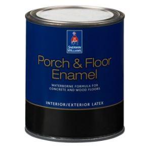 Porch & Floor Enamel – Sherwin-Williams Company - Sweets