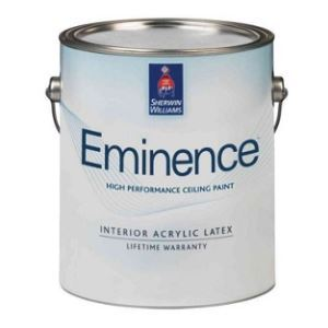 Eminence High Performance Ceiling Paint The Sherwin Williams Company Sweets