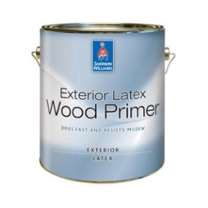 Exterior Latex Wood Primer – The Sherwin-Williams Company - Sweets