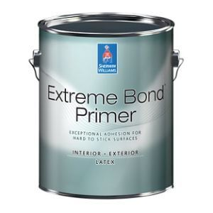 extreme bond primer the sherwin williams company sweets. Black Bedroom Furniture Sets. Home Design Ideas