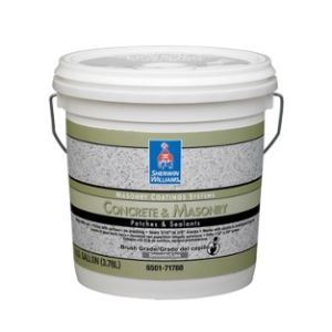 Sherwin-Williams Concrete & Masonry Patch – Sherwin-Williams Company