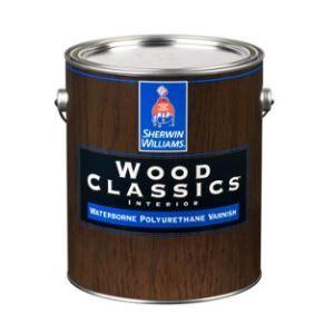 Wood Clics Waterborne Polyurethane