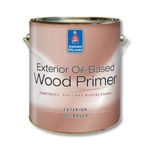 The sherwin williams company products construction for Exterior wood water based primer