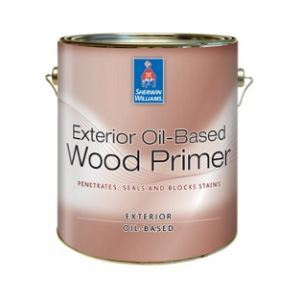 Exterior Oil Based Wood Primer The Sherwin Williams Company Sweets