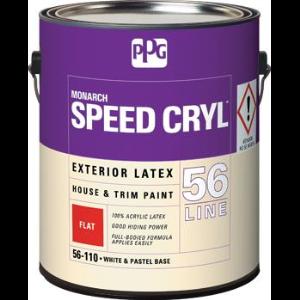 Speed Cryl Exterior Acrylic Paint